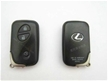 Lexus 3-button smart card s...