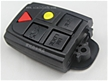 Volvo 5-button remote key s...