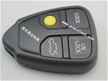 Volvo 4-button remote key s...