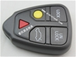 Volvo 5-button remote shell