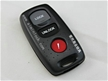Mazda 3-button remote shell