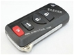Nissan 4-button flip remote...