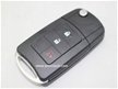 新しいトヨタ自動車用3ボタン...