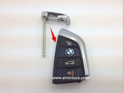 最新款宝马汽车智能卡小钥匙